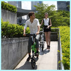 36v Lithium Electric Scooter Folding / Foldable Electric Scooter For Adults