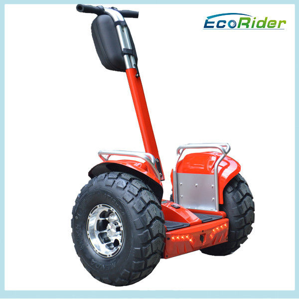 Security Personnel Patrol Lithium Battery Electric Scooter Two Wheel Standing