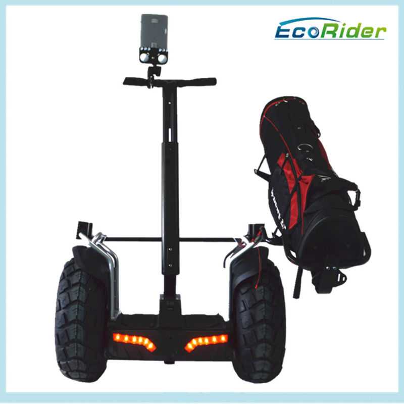 Electric Balance Golf Cart Scooter Personal Mobility 20Km / H Max Speed