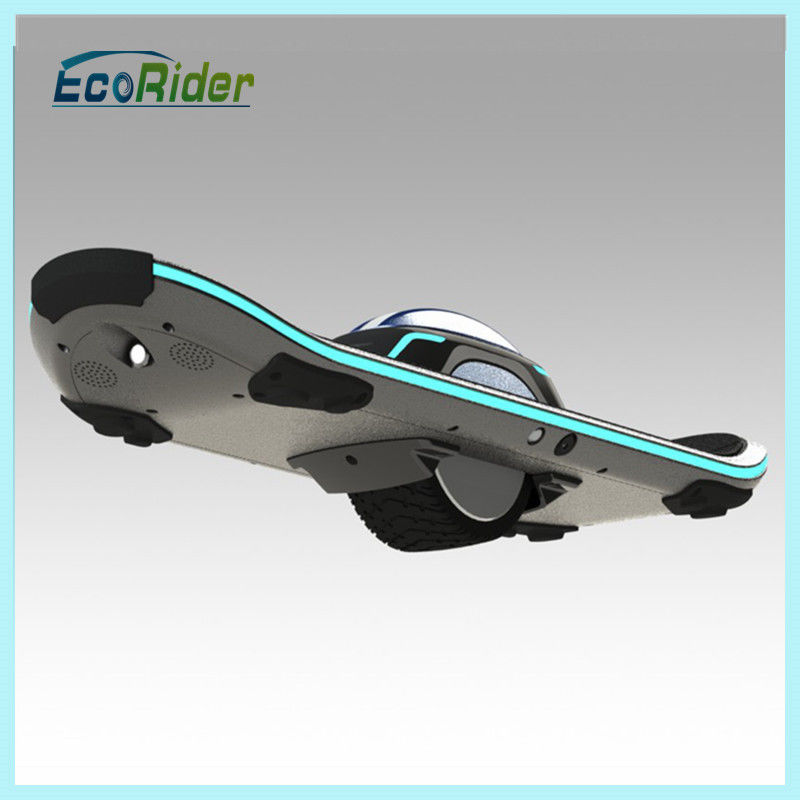 18km Range Per Charge One Wheel Electric Skateboard Lithium Battery Self Balancing