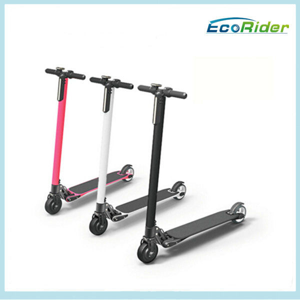 Fashion Lightest Foldable Electric Scooter 2 Hour Charging Time