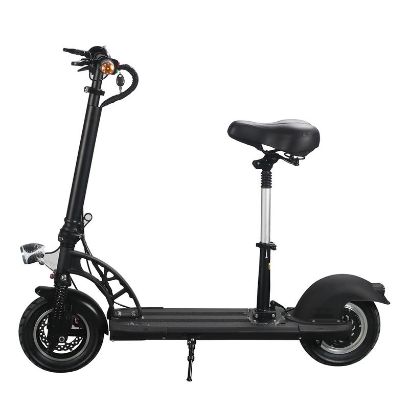 E4-6 Electric Bike 10 Inch Foldable Electric Scooter Two Wheel With Ajustable Seat