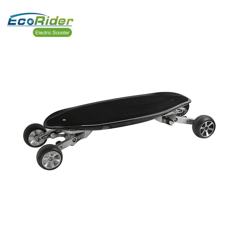 Light Weight 1000W 4 Wheel Skateboard With Bluetooth Remote Control