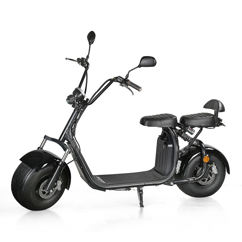 Adult Electric 2 Wheel Motorized Scooter , Segway Balance Scooter Lithium Battery 60V/20Ah