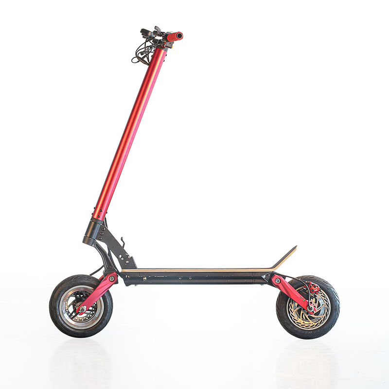 Wholesale 2 wheel electric scooter Portable 2000w 48v motor scooter with LCD display