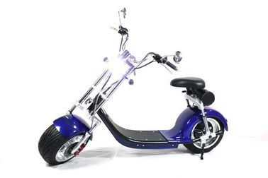 중국 2 Wheel Electric Scooter For Adults , 1000 watt Fat Tires Citycoco Electric Scooter 공장